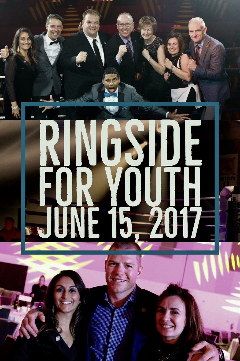 Ringside for Youth 2017